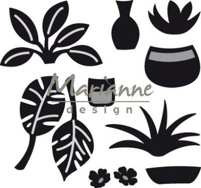 Marianne Design Craftable - Marleen's Greenery CR1464 (pre-order 03-19)