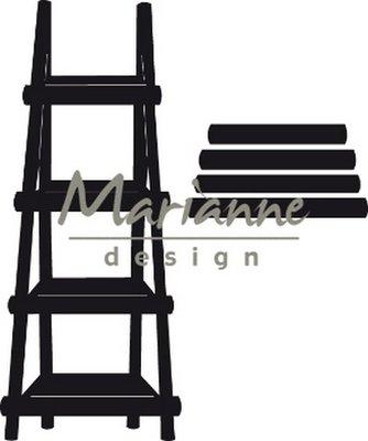Marianne Design Craftable - Marleen's Shelves CR1463 (pre-order 03-19)
