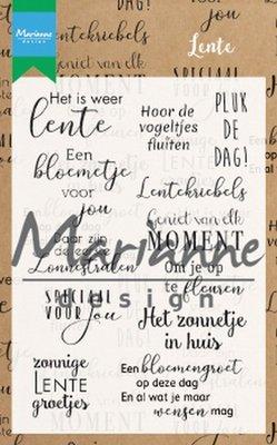 Marianne Design Stempel - Lente CS1022