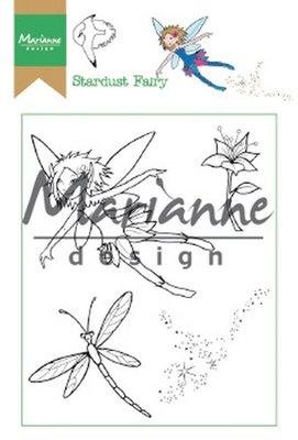 Marianne Design Stempel - Hetty's Stardust Fairy HT1644