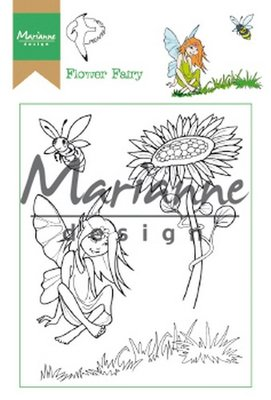 Marianne Design Stempel - Hetty's Flower Fairy HT1645