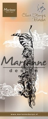 Marianne Design Stempel - Tiny's Border Kittens TC0873