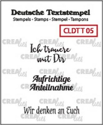 Crealies Tekst & Zo Deutsch - Teilnahme  5