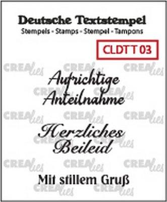 Crealies Tekst & Zo Deutsch - Teilnahme  3
