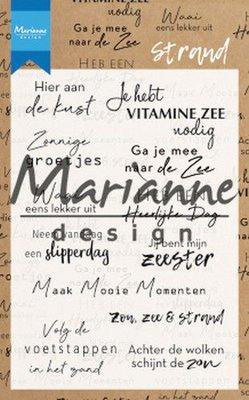 Marianne Design Stempel - Strand CS1024
