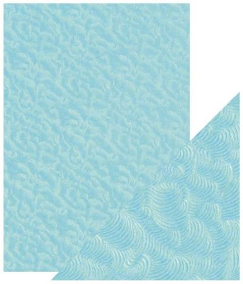 Tonic Studios Hand Crafted Cotton Paper - Caribbean Tide 9881E