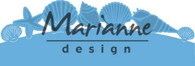 Marianne Design Creatable - Sea Shells Border LR0601