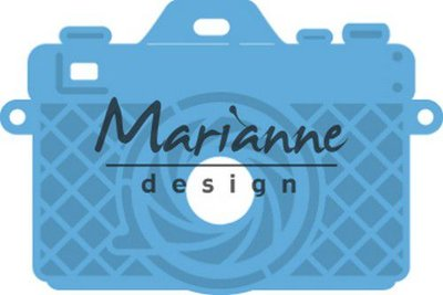 Marianne Design Creatable - Photo Camera LR0605