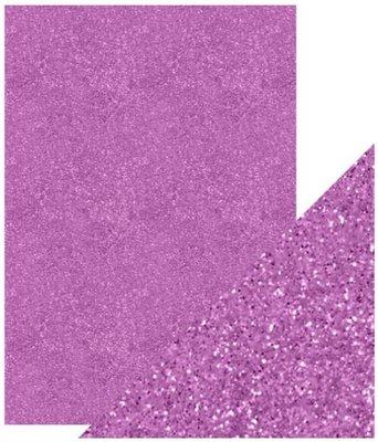 Tonic Studios Glitter Card - Berry Fizz 9952E