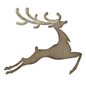 Sizzix Bigz Die - Reindeer 664219