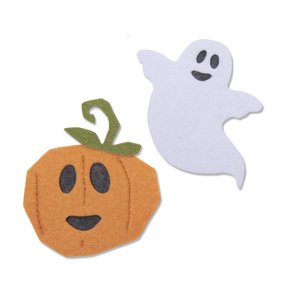 Sizzix Bigz Die - Happy Halloween 663463