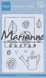 Marianne Design Stempel - Marjoleine's Roses MZ1901