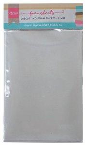 Marianne Design Die Cutting Foam Sheet A5 - 2 mm LR0023