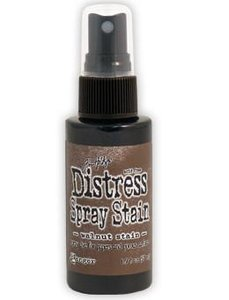 Ranger Distress Spray Stain - Walnut Stain TSS42600