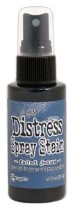 Ranger Distress Spray Stain - Faded Jeans TSS42266