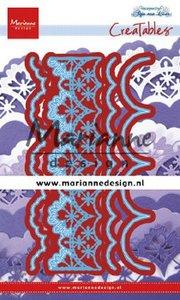 Marianne Design Creatable - Anja's Mix and Match Edge LR0637
