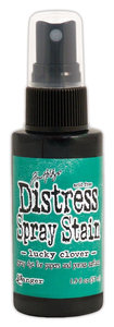 Ranger Distress Spray Stain - Lucky Clover TSS44130