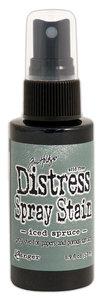 Ranger Distress Spray Stain - Iced Spruce TSS42327