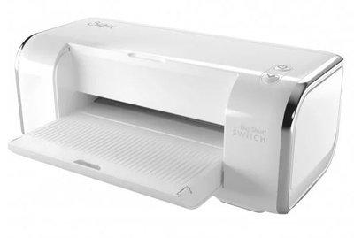 Machine Sizzix Big Shot Switch - Starter Kit 663650 (pre-order)