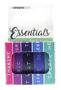 Studio Light Washi Tape - Essentials no. 09