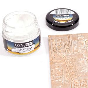 Coosa Crafts Gilding Wax - Twilight White COWW-012