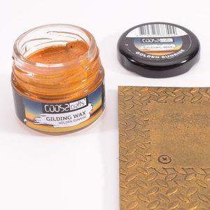 Coosa Crafts Gilding Wax - Twilight Golden Sunrise COWY-012