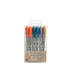 Ranger Tim Holtz Distress Crayons Set no. 9