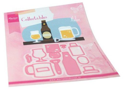 Marianne Design Collectable - Beer by Marleen COL1482