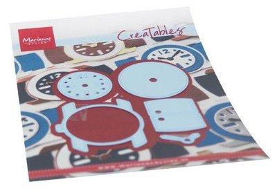 Marianne Design Creatable - Watch by Marleen LR0656