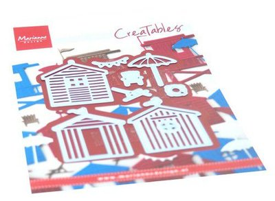 Marianne Design Creatable - Beach Houses Set LR0662