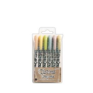 Ranger Tim Holtz Distress Crayons Set no. 8