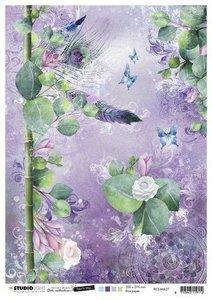 Studio Light Rice Paper - Mindful Art 5.0 no. 27