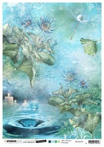 Studio Light Rice Paper - Mindful Art 5.0 no. 30