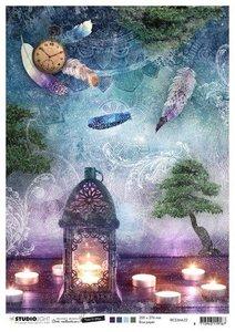 Studio Light Rice Paper - Mindful Art 5.0 no. 32
