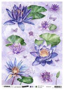 Studio Light Rice Paper - Mindful Art 5.0 no. 33