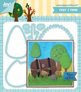 Joy! Crafts Die - Fruit & Trees 6002/1481