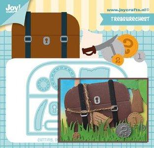 Joy! Crafts Die - Treasure Chest 6002/1500