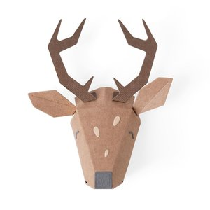 Sizzix Thinlits Die - Origami Reindeer 664454