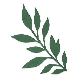 Sizzix Bigz Die - Gathered Leaves 664502