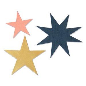 Sizzix Bigz Die - Winter Stars 664503