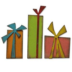 Sizzix Bigz Die - Gift Wrap 664973