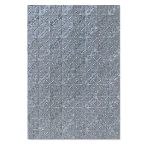 Sizzix 3-D Textured Impressions Embossing Folder - Tileable 664764