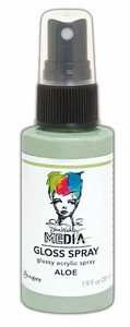 Ranger Dina Wakley Gloss Spray - Aloe MDO73635
