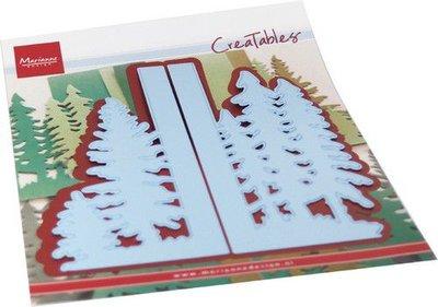 Marianne Design Creatable - Gate Folding Tiny's Forest LR0685