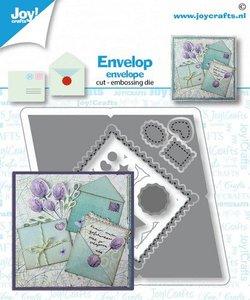 Joy! Crafts Cut-Embossing Die - Envelope 6002/1606