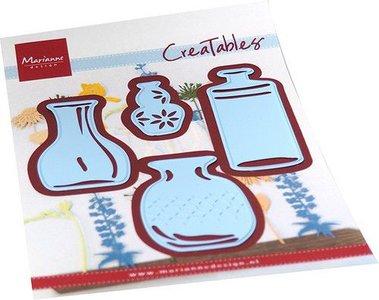 Marianne Design Creatable - Vases LR0694