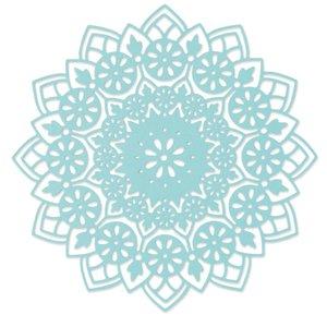 Sizzix Thinlits Die - Mandala 664882