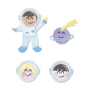 Sizzix Thinlits Die - Astronaut 665090