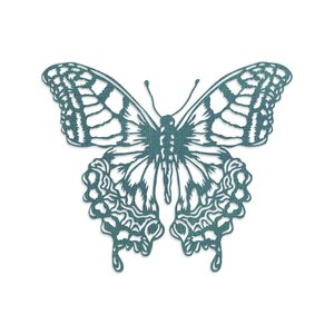 Sizzix Thinlits Die - Perspective Butterfly 665201