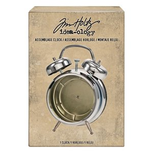 Idea-Ology Tim Holtz - Assemblage Clock TH93065